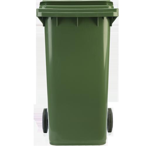 240lt waste bin