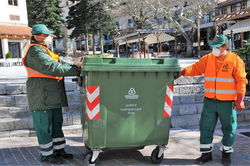 Waste management services