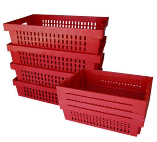 Multi-way crate
