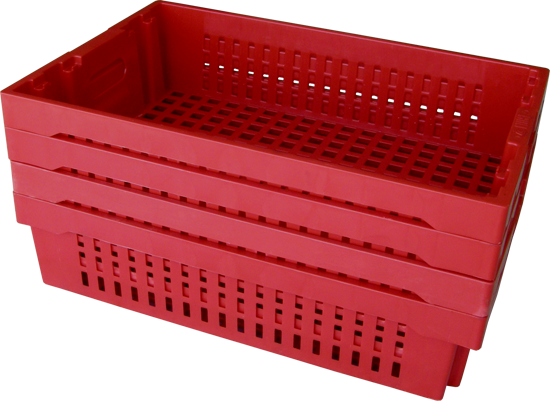 Multi-way crate